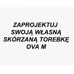 Torebka Skórzana OVA M WYBIERZ KOLOR