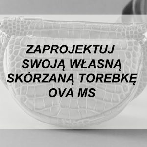 Torebka Skórzana OVA MS WYBIERZ KOLOR