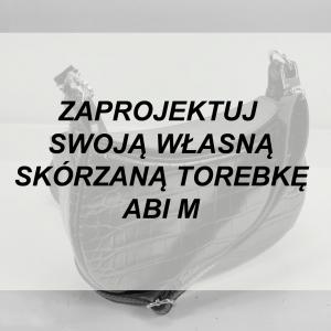 Torebka Skórzana ABI M WYBIERZ KOLOR
