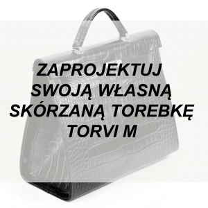 Torebka Skórzana TORVI M WYBIERZ KOLOR